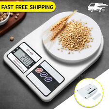 Digital Kitchen Food Cooking Scale Weight Balance In Pounds Grams Ouncesamp Kg