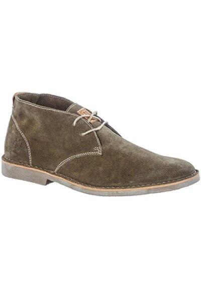 botas, botas, weichem Marc O'Polo Desertbotas aus weichem botas, Leder, Gr.40 1ae055