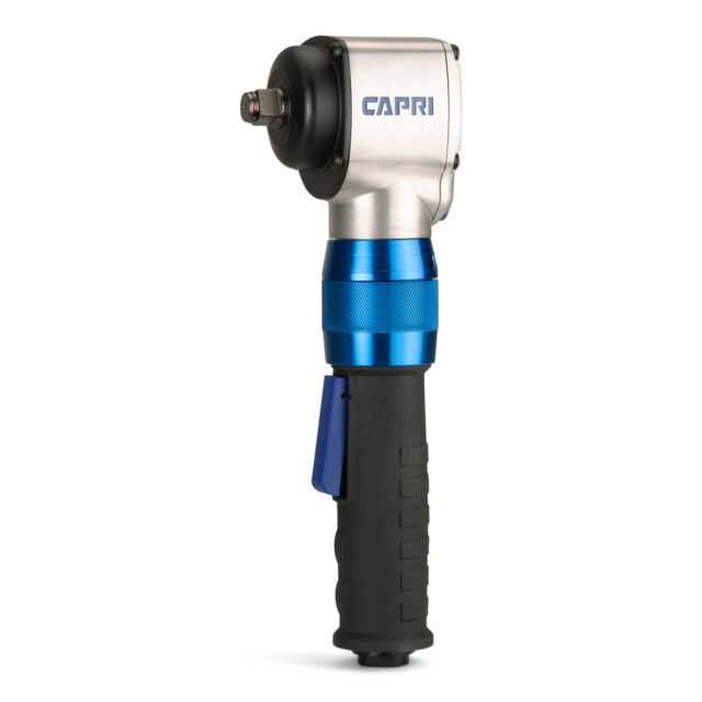 1 inch 8 Inch Anvil 1800 ft-lbs Capri Tools 32000 Air Impact Wrench 4000 RPM