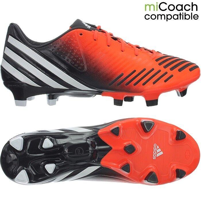 Adidas Projoator LZ TRX FG para hombre Professional Botines De Fútbol Naranja blancooo Negro