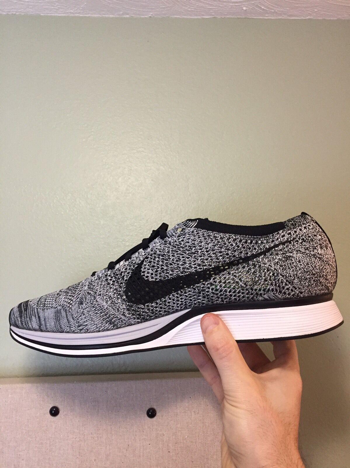 Men's Nike (526628 Flyknit Racer Size 14 (526628 Nike 101) No Box c13912