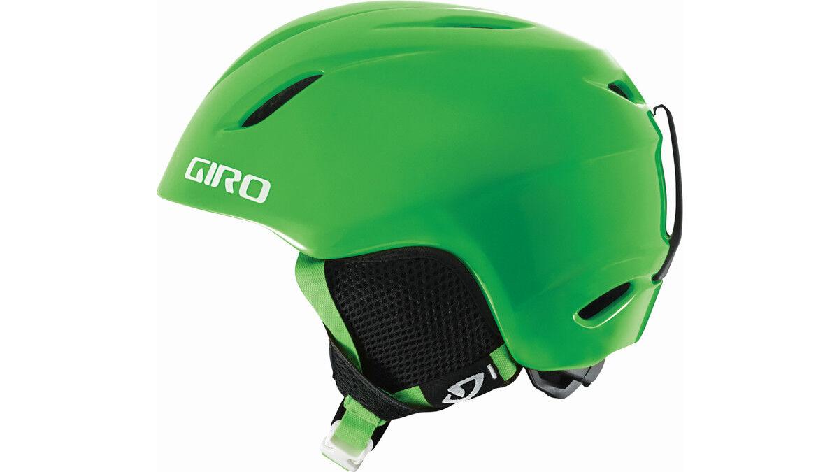 Giro Casco da Sci Snowboard Casco Giro S Launch Verde Pianura Ohrenpolster