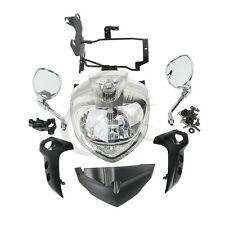 Headlight Set Head Light Assembly Fit For Yamaha FZ6 FZ6N 2007-2010 2008