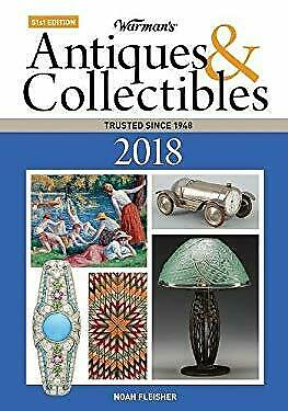Warman S Ser Warman S Antiques Collectibles 2018 2017 Trade Paperback For Sale Online Ebay