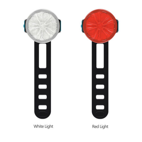 Bicycle Bike Taillight USB Rechargeable Waterproof Safety Bicycle LED Rear Lamp