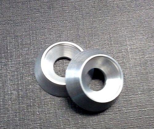 M8 Arandela fresada Aluminio-Color De Auto