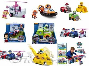 paw patrol v hicule figure pour camion pat 39 patrouilleur. Black Bedroom Furniture Sets. Home Design Ideas