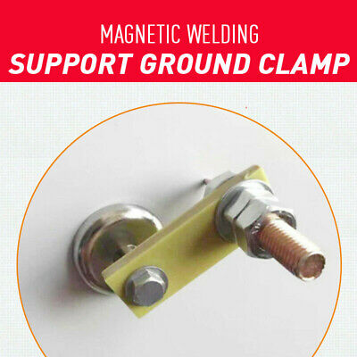 36mm Welding Magnet Head Magnetic Welding Support Ground Clamp Without Tail
