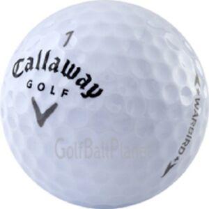 120-Callaway-Warbird-MIX-AAA-Used-Golf-Balls-Recycled-Golf-Balls