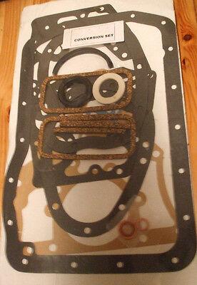 Wet Sump Gasket Oil Pan For Triumph CA7457