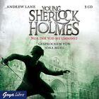Young Sherlock Holmes 04. Nur der Tod ist umsonst von Andrew Lane (2014)