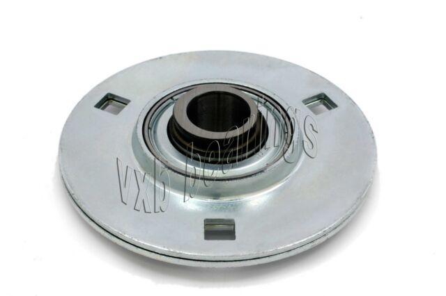 "SBPP204-12 3//4/"" Pressed Steel Unit 2-Bolt Flanges Mounted Bearings"
