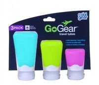 Cool Gear Go-gear Silicone Travel Containers, Assorted Sizes, 3-pack, on sale