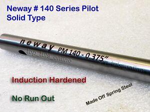 Neway-PM-140-Series-Pilot-0-375-034-Top-6-5-mm-Stem-2559-034-Hardened-Storage-Box