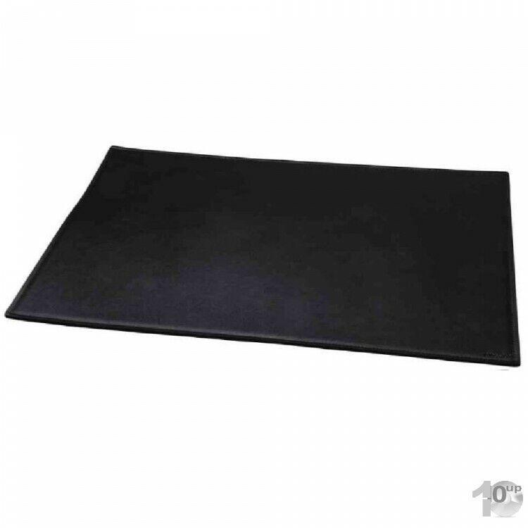 Alassio Schreib-Tisch-Unterlage Echt-Leder schwarz 650 x 450 mm   Sorgfältig ausgewählte Materialien    Fairer Preis    Mangelware