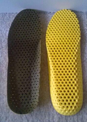Men/'s Breathable Insoles Foam Cushions Feet Foot Water Sports Sponge Boat Shoes