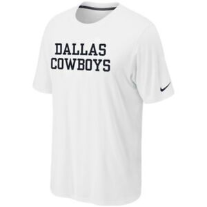 New Nike Dallas Cowboys NFL Football Dri-Fit t-shirt men XXL Legend ... 90f6a5ab3