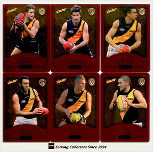 2014-Select-AFL-Champions-Gold-Foil-Parallel-Card-Team-Set-Richmond-12