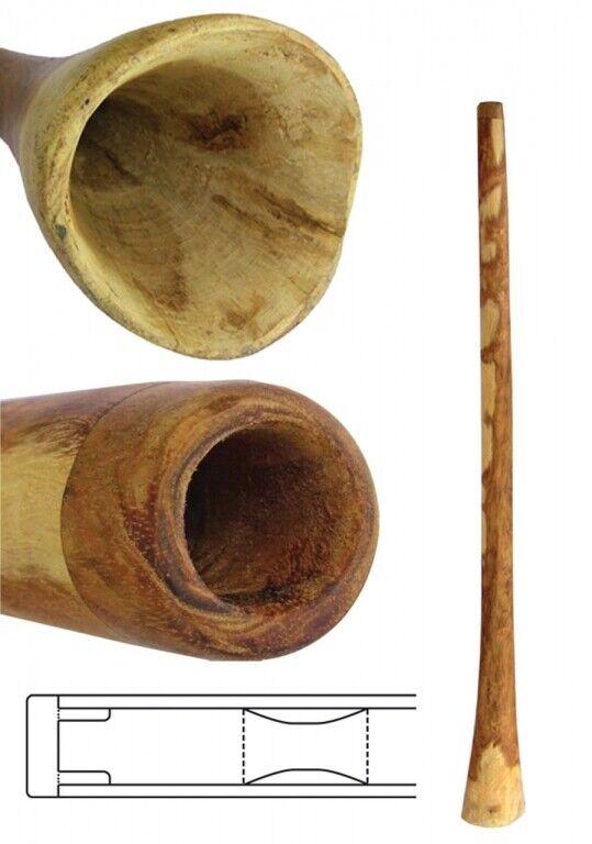 Didgeridoo Eucalyptus Standard natur ca. 126-140 cm Leinöl Weltmusik Percussion