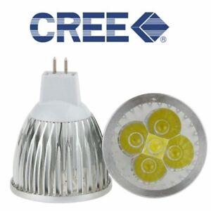 12 X MR16 15W CREE LED Bulb Globe Downlight Spotlight Lamp 12V 60 Degree New