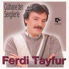 FERDI TAYFUR - GÜLHANEDEN SEVGILERLE - CD ALBEN