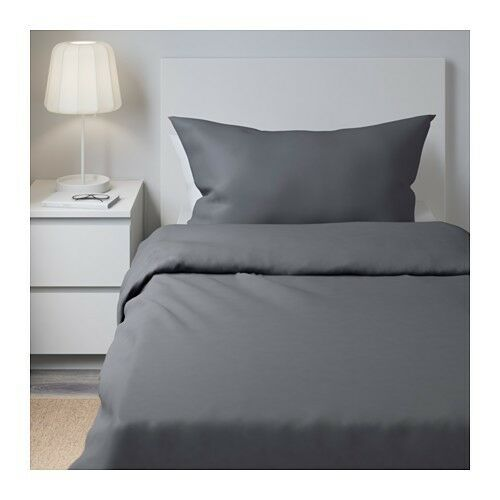 Ikea Gaspa Single Quilt Cover & 2 Pillowcases