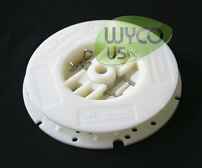 CENTER LOK 3 BY MALISH 26C PAD HOLDER WALK BEHIND SCRUBBERS CREME COLOR
