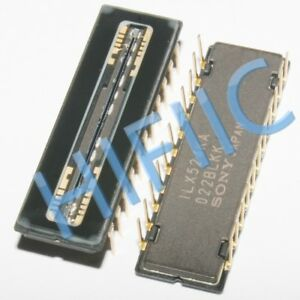 1PCS ILX524K 2700 pixel X 3 line CCD Linear Sensor (Color)
