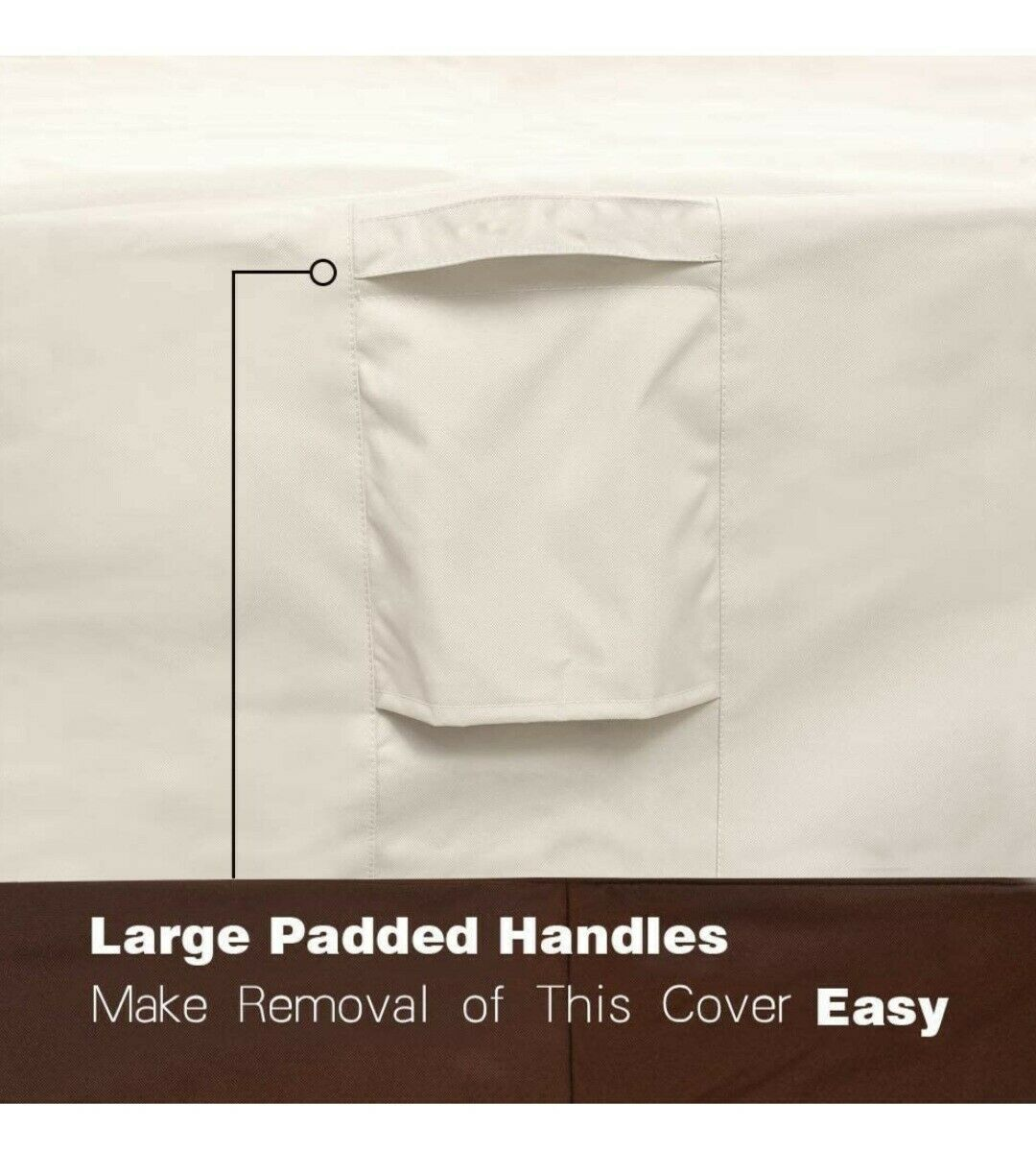 vailge waterproof large patio chair covers 2 pieces
