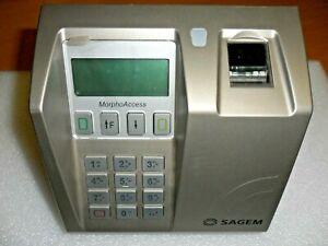 Details about SAFRAN Morpho Access 500+ Terminal x 1 & MSO1300 E3  Fingerprint Scanners x 6