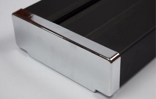 Rollup Display Edel Schwarz ohne Druck 100 mit Segment-Teleskop-Haltestang