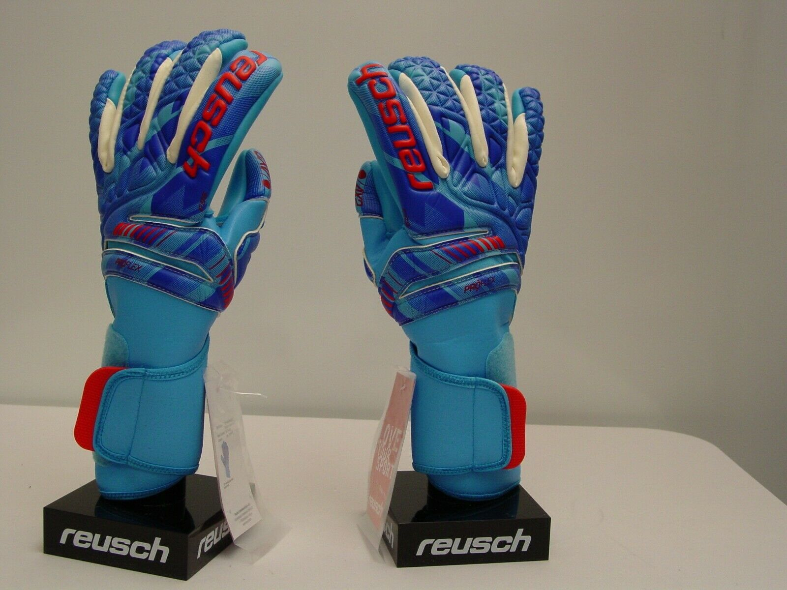 Reusch football gardien de but Gants Fit Control Pro AX2 évolution négative Cut 3970459 S
