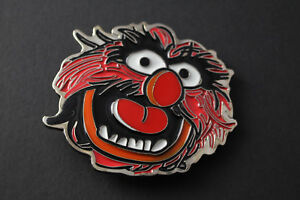 2019 Mode Animal The Muppets Belt Buckle Metal The Muppet Show
