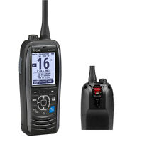 Icom Handheld Vhf Marine Transceiver W/gps & Dsc Built-in