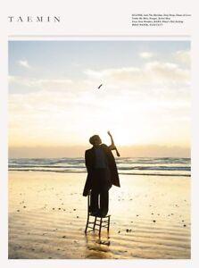 TAEMIN-SHINee-Japan-1st-Full-Album-TAEMIN-CD-DVD-Photobook-Limited-Edition