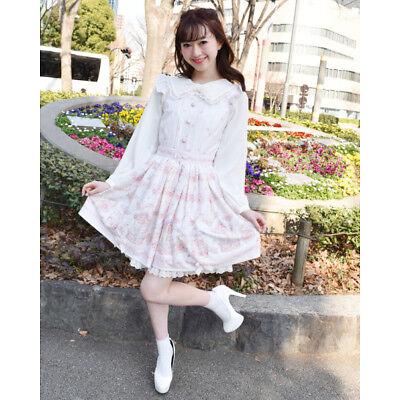 LIZ LISA - Merry-go-round music box Jumper Skirt