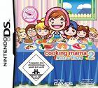 Cooking Mama 2 alle zu Tisch Nintendo DS sehr gut