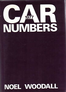 Car-Numbers-1977-by-Noel-Woodall-Number-Plates-Who-owns-it