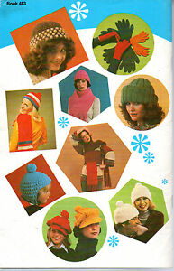 Patons-483-Winter-Warmers-40-knit-designs-hats-caps-scarves-gloves-mittens