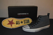 "Converse John Varvatos AS Mid ""Gargoyle"" Gray Shoes"