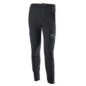 RockBros-Cyclisme-Casual-Pantalon-Noir-Sport-Reflechissant-Pantalon-Long-Taille