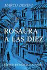 Rosaura a Las Diez by Donald A. Yates, Marco Denevi (Paperback, 1964)