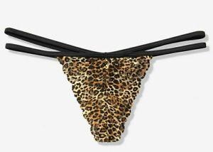 c9725c4b223 Image is loading Victoria-039-s-Secret-PINK-Cheetah-Animal-Lingerie-