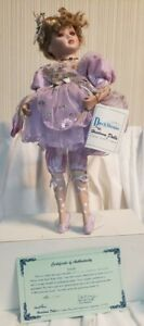 PORCELAIN-DOLL-DUCK-HOUSE-WITH-COA-LIMITED-EDITION-HEIRLOOM-17-034-original-box