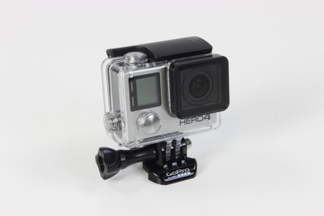 GoPro Actionkamera Hero4 Black Adventure Actioncam schwarz 654484