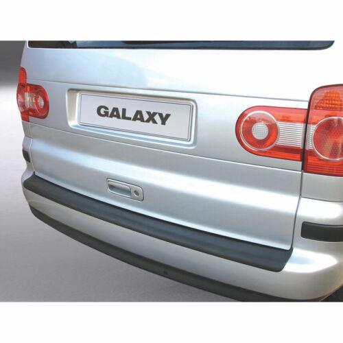 RGM Noir Pare-chocs arrière Protecteur Pour Ford Galaxy 2000-2005