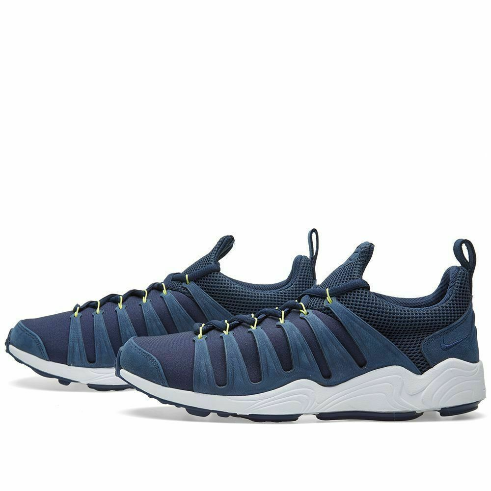 New in Box Men's Nike Air Zoom Spirimic Running shoes 881983-400 size 12 Navy
