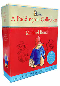 Paddington-Bear-Classic-10-Audio-CD-Collection-Box-Children-Gift-Set-Pack