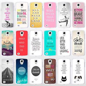 Sprüche Handyhüllen für Sony Xperia, HTC, Blackberry, Nexus