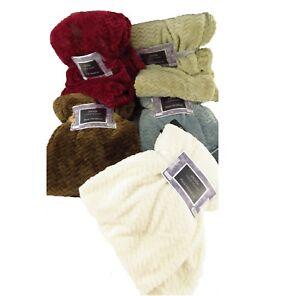Blankets & Throws Coperta In Pile Plaid Con Sotto Caldo Agnellato Invernale Romantic Fiocco Shabby